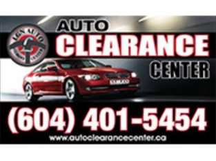 LGN Auto Clearance Center