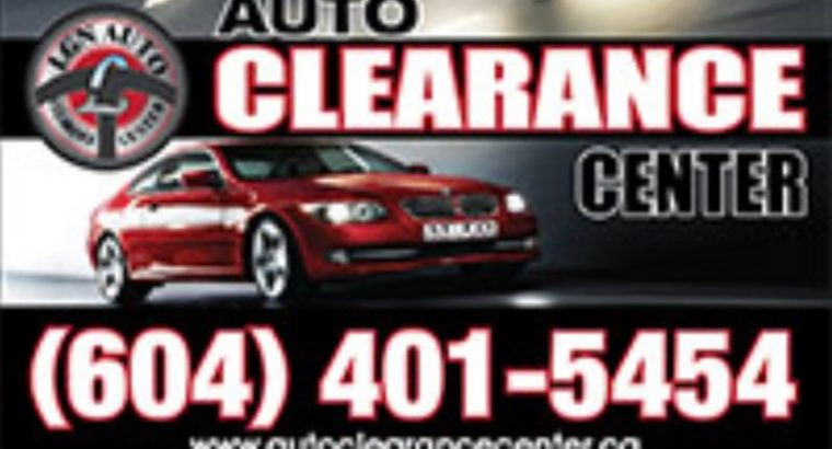 LGN Auto Clearance Center