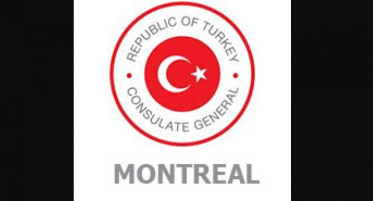Montreal Başkonsolosluğu