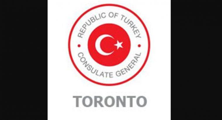 Toronto Başkonsolosluğu