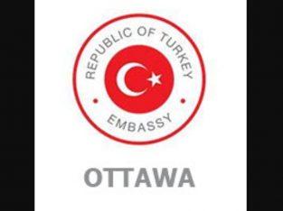 Ottawa Büyükelçiliği