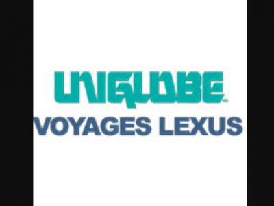 Uniglobe Voyages Lexus
