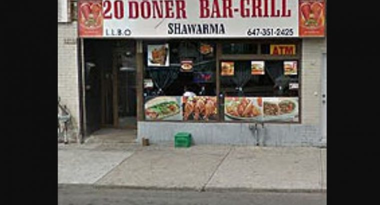 20 Döner – Bar and Grill