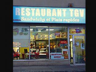 Restaurant T.G.V. Istanbul