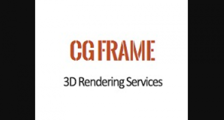 CG Frame – 3D Rendering Services