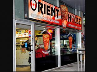 Orient House Shawarma and Grill