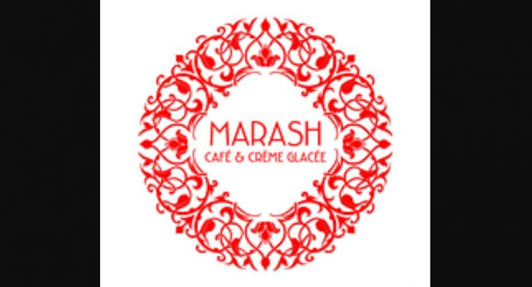 Marash Ice Cream and Coffee