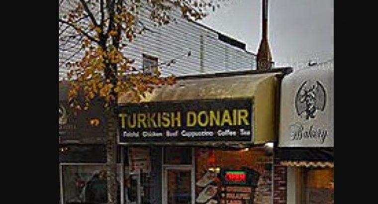 Turkish Donair