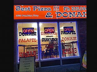 Best Pizza and Donair