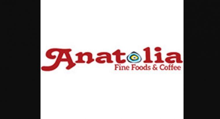 Anatolia Fine Foods and Coffee