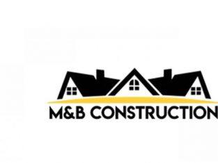 M&B Construction