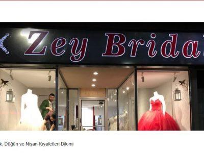 Zey Bridal – Zeynep Ates