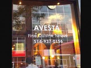 Avesta Resto Cafe