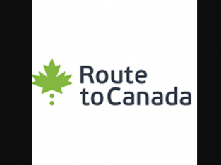 Route to Canada