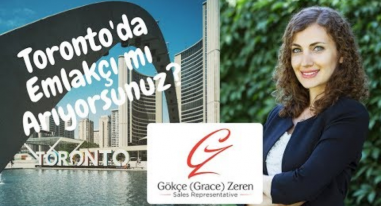Gökçe Zeren – Toronto Emlak Danışmanı