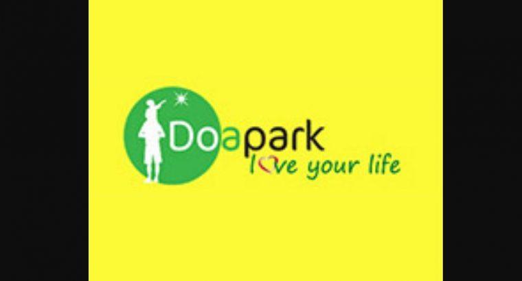 Doapark – Outdoor Fitness Equipment