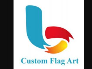 Custom Flag Art