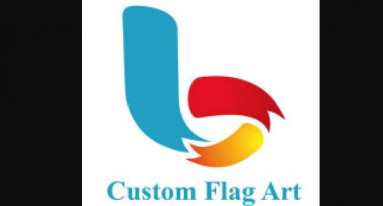 Custom Flag Art