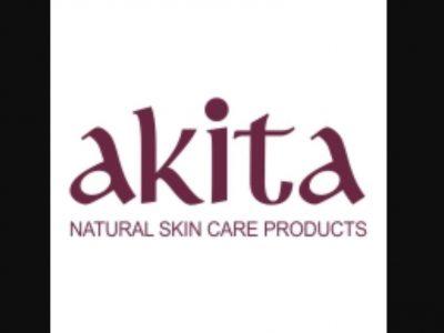 Akita Natural Skin Care Products 100% Natural Rose Water